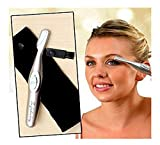 ADTALA King Beauty Tools Useful Eyebrow Shaver Razor Face Hair Remover Trimmer (Silver)