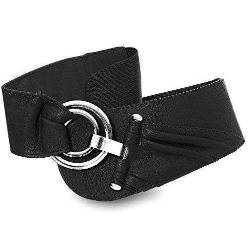 CASPAR GU246 Women Elastic Belt