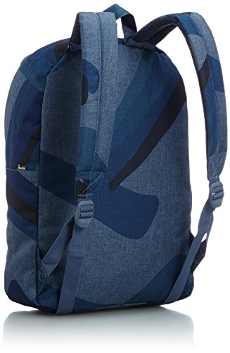 Herschel Supply Co. Rucksack klassisch, Winetasting Crosshatch (rot) - 10001-01158-OS Navy Portal