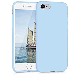 711cc036412 kwmobile TPU Silicone Case for Apple iPhone 7/8 - Soft Flexible Shock  Absorbent Protective