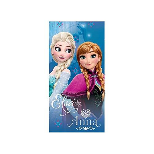 ELSA Drap de Plage Reine des neiges Serviette de Bain Frozen
