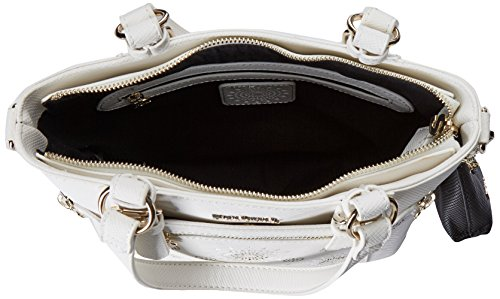 Desigual Tasche Handtasche Schultertasche Bols Mini Argentina Vanesa 74X9YX6 Crudo (Weiß)