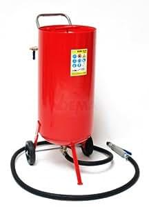 DEMA Sandstrahlgerät mobil 44 Liter