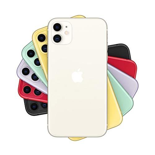 Apple iPhone 11 (128GB) - White Image 4