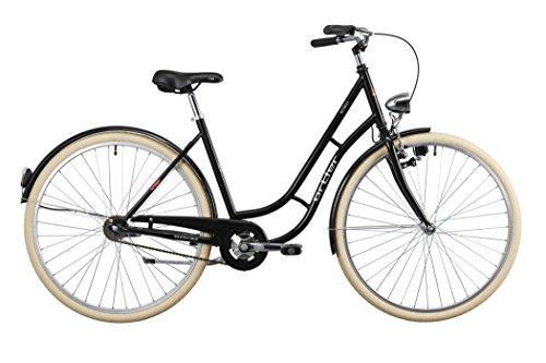 Ortler Detroit - Vélo hollandais - noir 2016 Vélo de ville