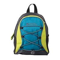 mountain warehouse mini rucksack - trek 6 litre - backpack walking hiking camping small