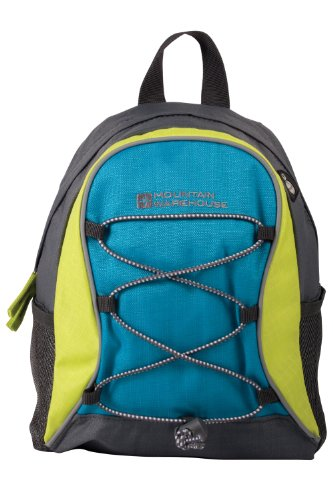 mountain-warehouse-mini-rucksack-trek-6-litre-backpack-walking-hiking-camping-small-turquoise