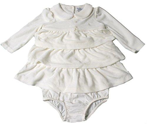 �dchen Kleid Gr. 9 Monate, weiß ()