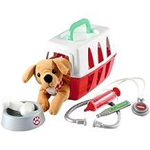Ecoiffier 1907 - Maletín de juguete con accesorios de veterinario