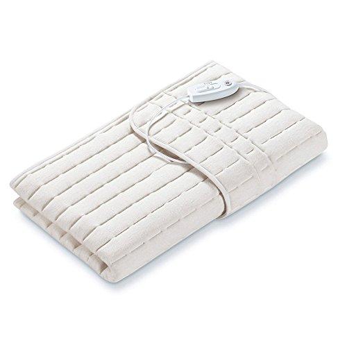 Sanitas SWB 50 Wärmeunterbett, 3 Temperaturstufen, Sicherheitssystem mit Überhitzungsschutz