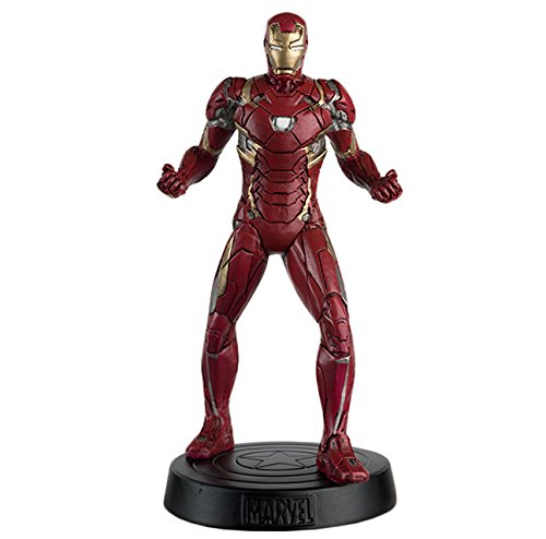 FIGURA DE RESINA MARVEL MOVIE COLLECTION Nº 31 IRON MAN MARK XLVI