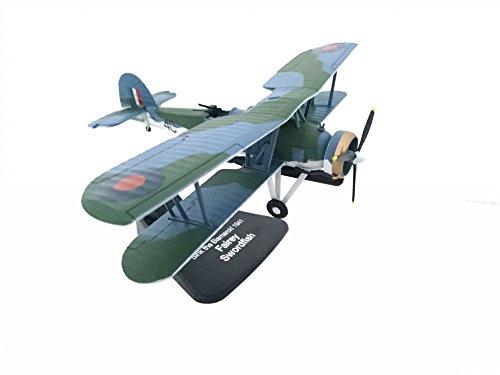 Atlas Fighter Plane - Fairey Swordfish Bismarck 1941 - 1:72 (Réf: 322)