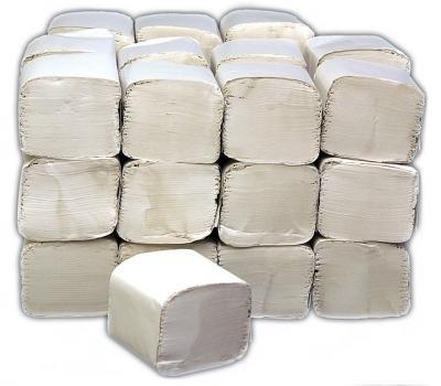 Direct Sales multi-flat Papier Toilette 2plis     Blanc   Étui 36x 250Mouchoirs