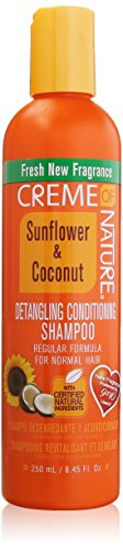 Creme Of Nature Shampooing Revitalisant/Démêlant 250 ml