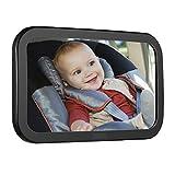 Dolank Baby Car Mirror, Baby Rearview Car Mirror Baby Back Seat Mirror
