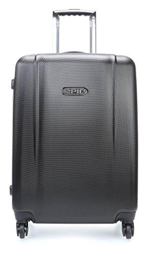 EPIC, Bagage cabine Mixte (adulte) schwarz, schwarz One Size