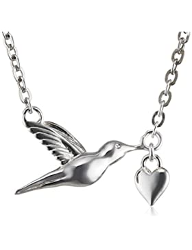 Elements Damen-Halsband 925 Sterling Silber silber