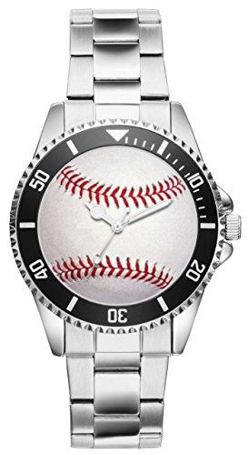 Geschenk für Baseball Fans Spieler Uhr 2632