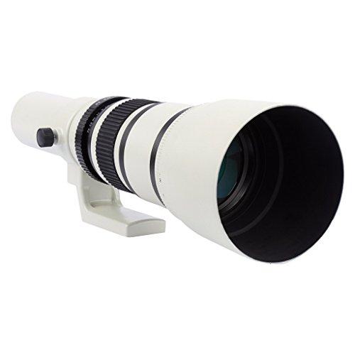 b8abaa1fe1f MagiDeal Lente Adaptable Principal con T2 de Teleobjetivo 500mm F/6.3  Herramientas para Canon