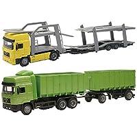 Amazon.es: maquetas de camiones: Juguetes y juegos