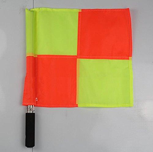 BESTIM INCUK Linesman Flag Football Rugby Hockey Training Referee Flag