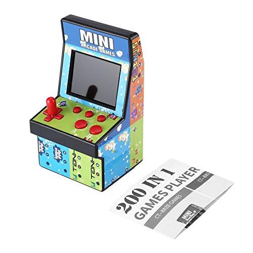 Kindergeschenk Lernspielzeug Mini-Arcade-Handheld 8 NES-Spiel