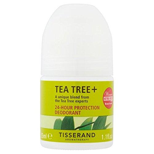 Preisvergleich Produktbild Tisserand Teebaum-Deodorant Roll On 35ml