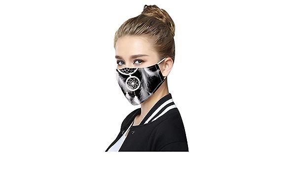 Wiederverwendbare Outdoor Unisex Erwachsene m/ännliche und weibliche Lustige atmungsaktiver Stoff I, 18/×10 cm Baumwolle Soft f/ür Radfahren Anti-Staub Staub