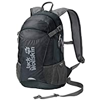 Jack Wolfskin Velocity 12 Bike Backpack, Ebony, One Size