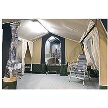 COMANCHE Suelo Bolón Trastero para avancé Remolque de Camping Montana Explorer II (4.5 x1.