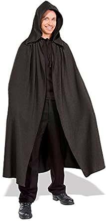 Accessoires de déguisement - Le Seigneur des Anneaux - Cape d'elfe avec capuche - Costume polyvalent