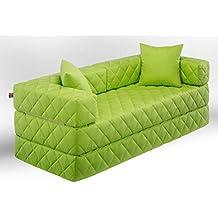 Schlafsofa jugendzimmer grün  Suchergebnis auf Amazon.de für: schlafsofa 140 cm breit