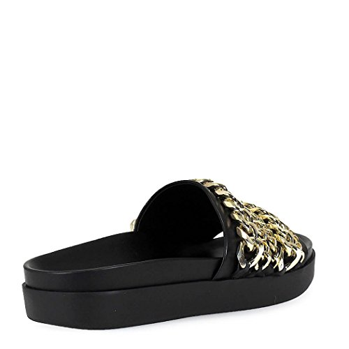 Kendall and Kylie Kkshiloh2, Mules femme Black