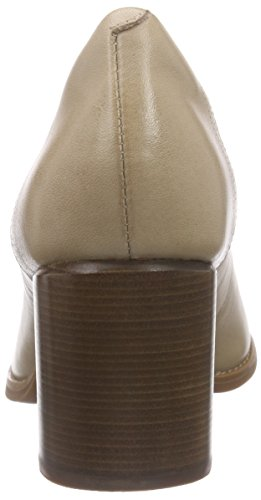 Clarks Tarah Sofia, Escarpins femme Beige (Sand Leather)