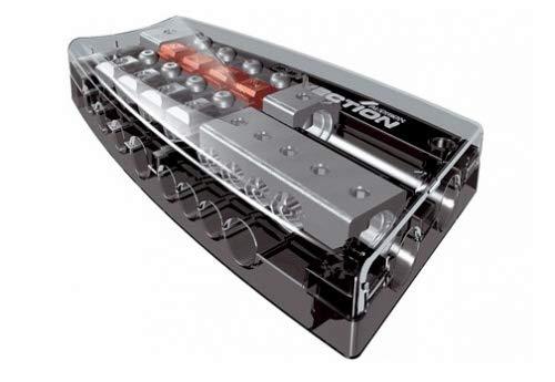 SFD41C Sicherungs- und Massseverteiler bis 53mm
