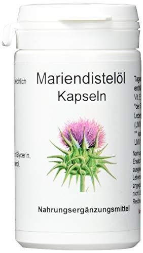 Karl Minck Mariendistel Kapseln, 60 Kapseln