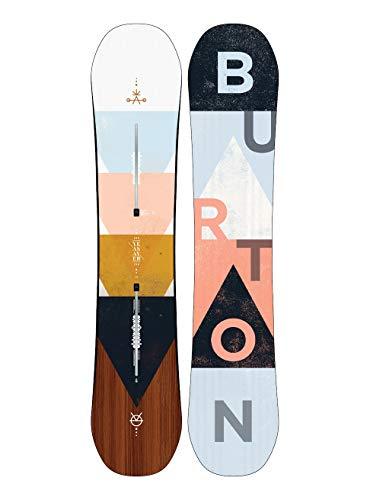 Burton Yeasayer, Tavola da Snowboard Donna, No Color, 148