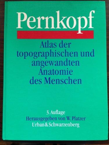 Anatomie atlas pdf der des menschen