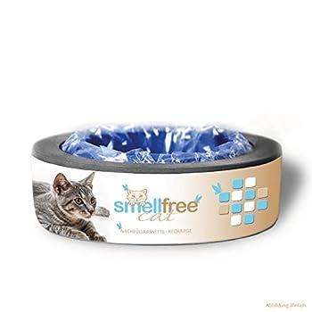 Produit désodorisant pour litière de chat - Smellfree CAT