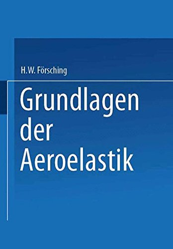 Grundlagen der Aeroelastik