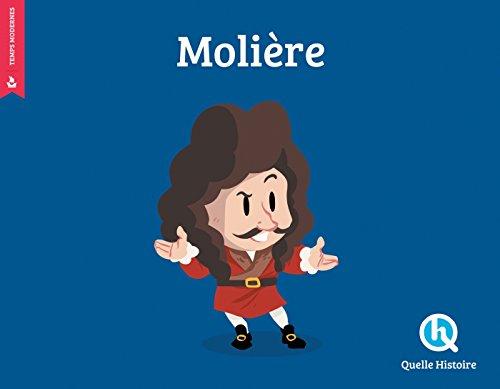 Molière par Clémentine V. Baron
