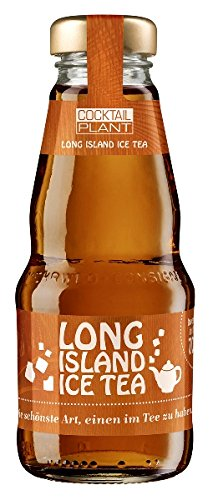Cocktail Plant Long Island Ice Tea 10,1% 6-0,2l Flasche -