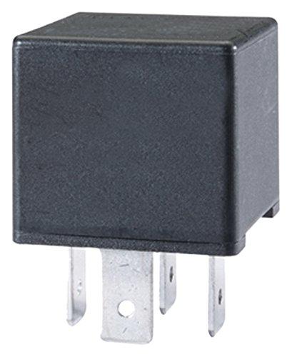 Preisvergleich Produktbild HELLA 4RA 007 791-011 Relais,  Scheinwerferreinigung,  12V,  mit Widerstand