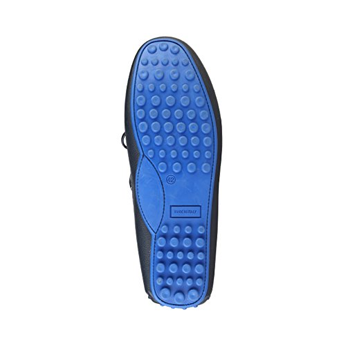 Mocassins Made in Italia bleu nuit
