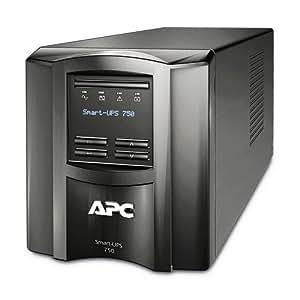 APC SMT750 Smart-UPS 750VA LCD 120V