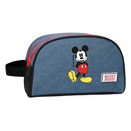 Mickey Blue Blue Adaptable Beauty Case
