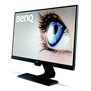 "BenQ GW2480 - Monitor para PC Desktop de 23.8"" (Full HD, IPS, HDMI, DisplayPort,  2 altavoces, Eye-care, Sensor Brillo Inteligente, Flicker-free, Low Blue Light, Antirreflejo)"