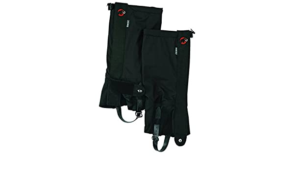 Junge abholen neuartiges Design Mammut GORE-TEX Gaiter 3-Lagen black, L: Amazon.co.uk ...