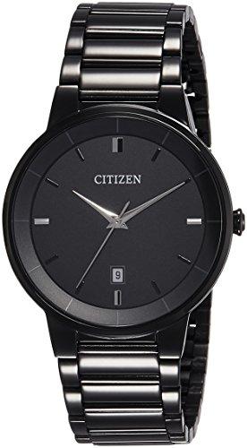Citizen Analog Black Dial Men's Watch - BI5017-50E