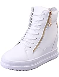 Amazon.fr   Fermeture Eclair Metal - Chaussures femme   Chaussures ... 3c2d1a5f6f9a